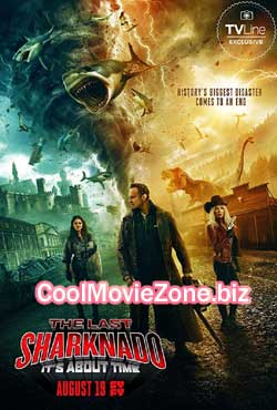 The Last Sharknado: It's About Time (2018)