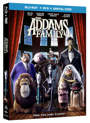 The Addams Family Available on Digital 12/24 & Blu-ray and DVD 1/21