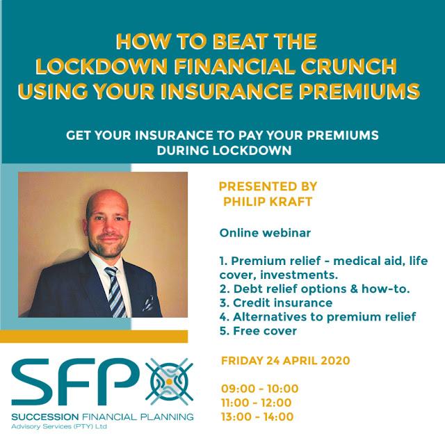 How to beat the Lockdown Insurance Premium Crunch Legally! @PhilipKraft