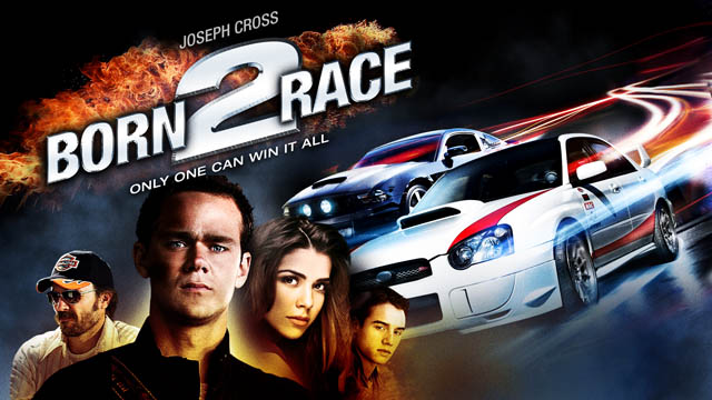 Born To Race (2011) Hindi Dubbed Movie 720p BluRay Download