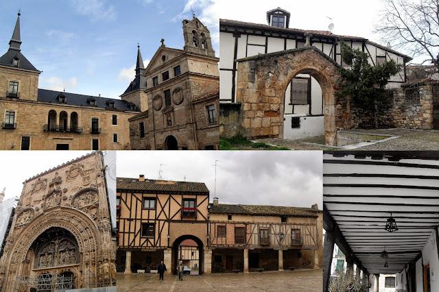 Pueblos del sur de Burgos