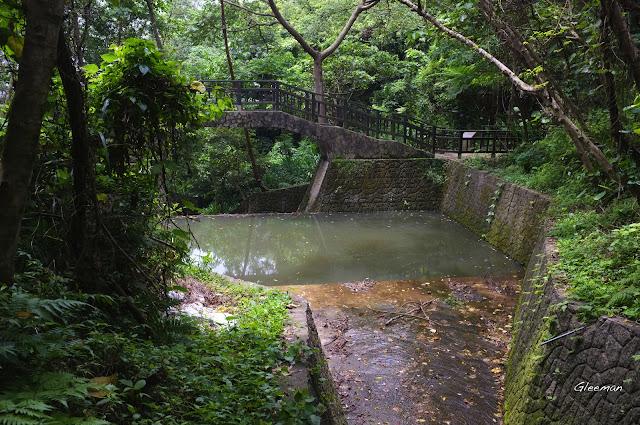 雞南山散步