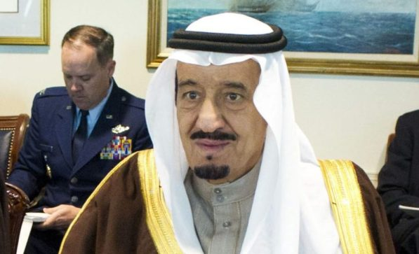 King Salman of Saudi Arabia signs order which allows women to drive