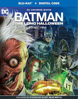 Batman: El Largo Halloween – Parte 2 [BD25] *Con Audio Latino