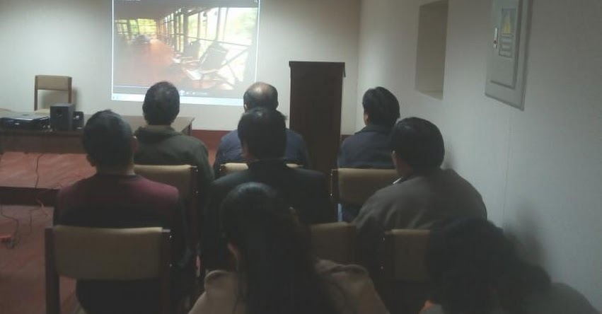 Realizan Taller para Creación de Servicios Turísticos en Santiago de Chuco