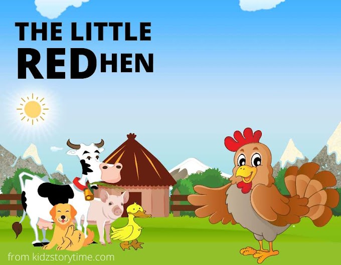 The Little Red Hen Story - (Read Now For Free)