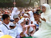 Hari Santri, Gubernur Khofifah Instruksikan Masyarakat Heningkan Cipta Satu Menit