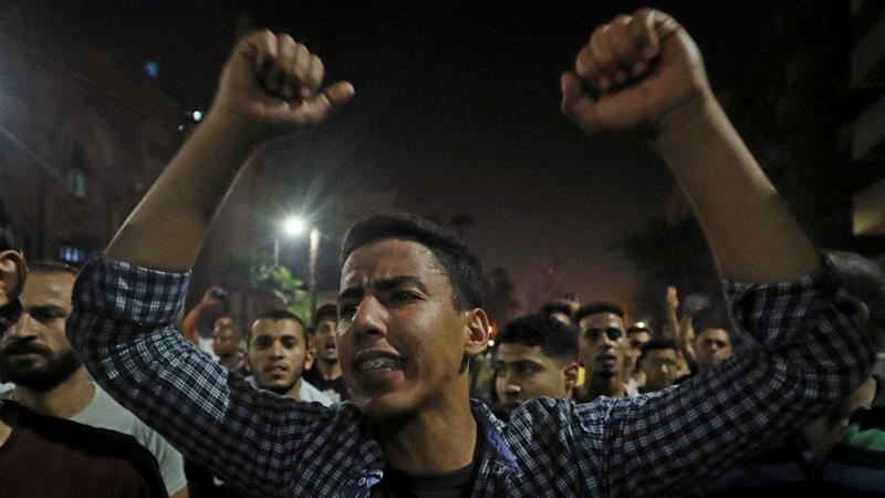 Leave, Sisi!': All you need to know about the protests in Egypt