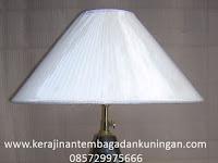 Lampu Tidur Tembaga Kuningan | Spesialis Kerajinan Lampu Tembaga Kuningan