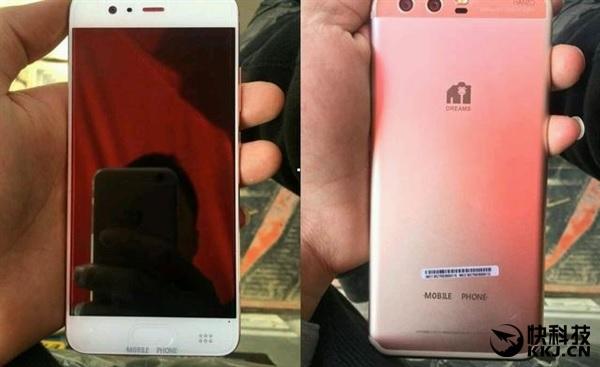 Huawei P10 lần đầu lộ hình ảnh về thông số cấu hình