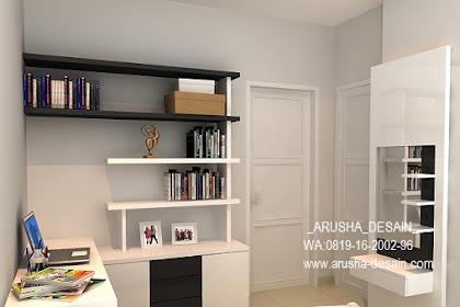 Design Interior 3Dmax Rendering Kamar Set Anak Minimalis