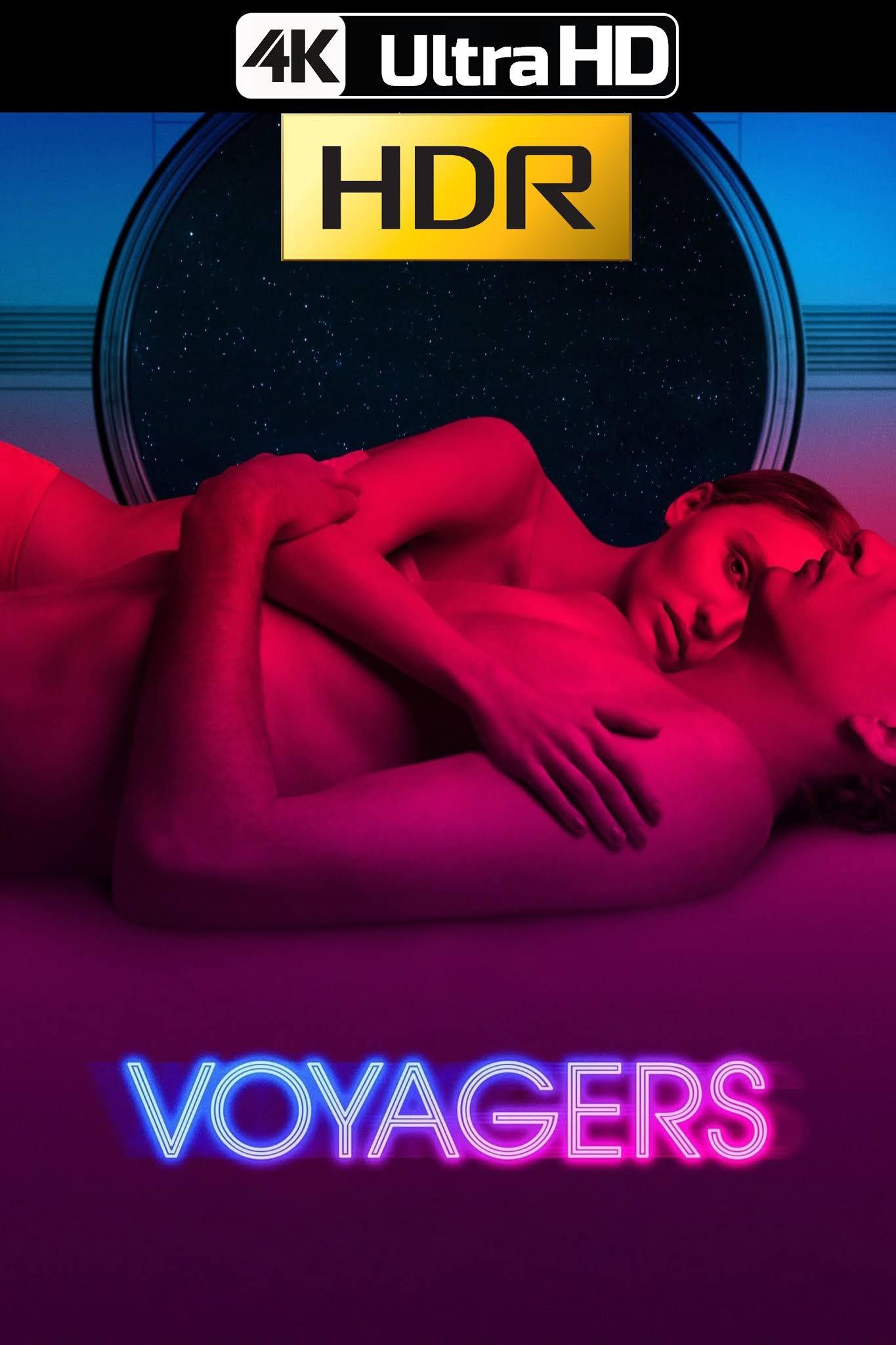 Voyagers (2021) 4K UHD HDR WEB Latino