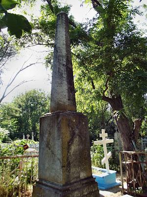 Экскурсия по Таганрогу 6/1: Старое кладбище, продолжение