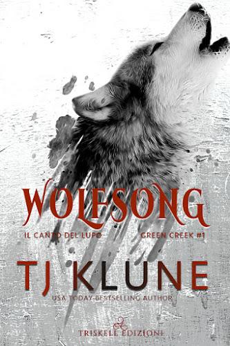 Wolfsong di TJ Klune copertina