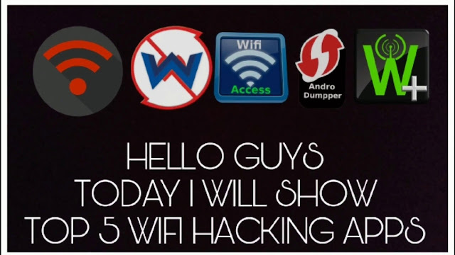 Top 5 Best WiFi Hacker Apk For Android in 2020