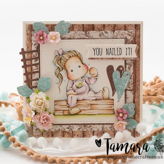 Tilda - You nailed it!  | By Tamara