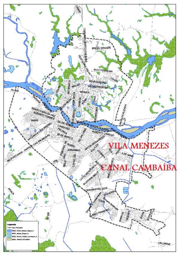 Chuvas de 2013: Vila Menezes