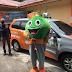 Kreasi KPU 'Mobil Si-Kadera Ron Kampung'  Sosialisasikan Tahapan Pilkada 2020