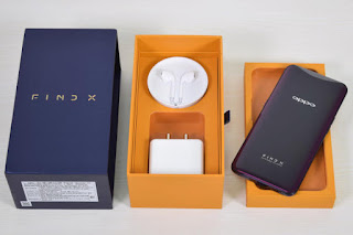 oppo find x unboxing
