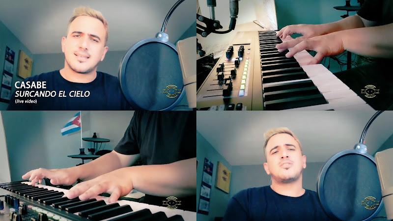 Casabe - ¨Surcando el cielo¨ - Video Live. Portal Del Vídeo Clip Cubano