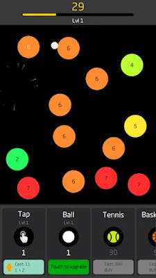 Screenshot Idle Balls - Apcoid