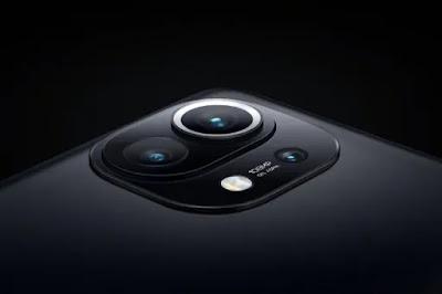 Desain kamera belakang Xiaomi Mi 11