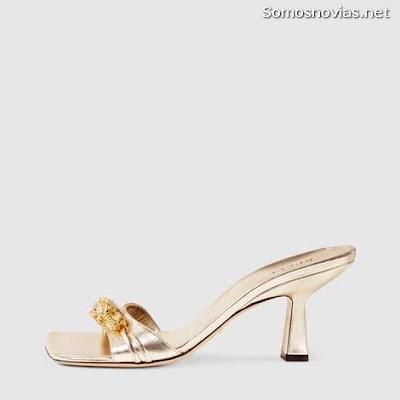 Zapatos de Novia Gucci