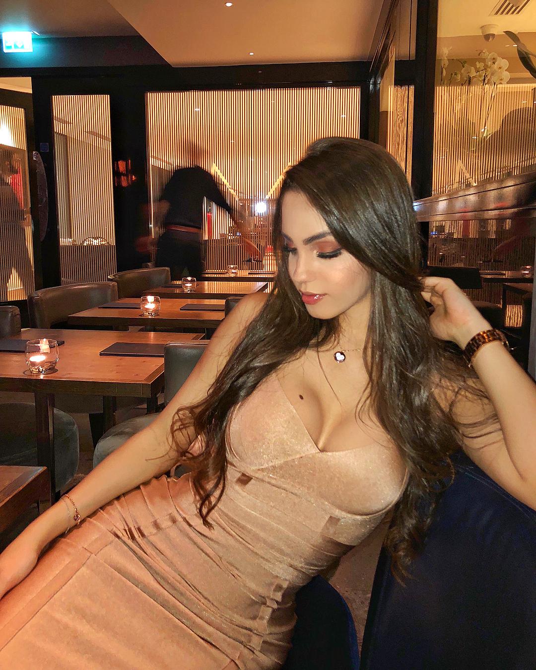 Escort girl in brazil