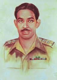 Captain Muhammad Sarwar martyred