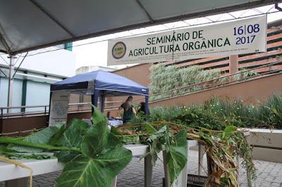 Seminário de Agricultura Orgânica debate utilização de plantas alimentícias não convencionais