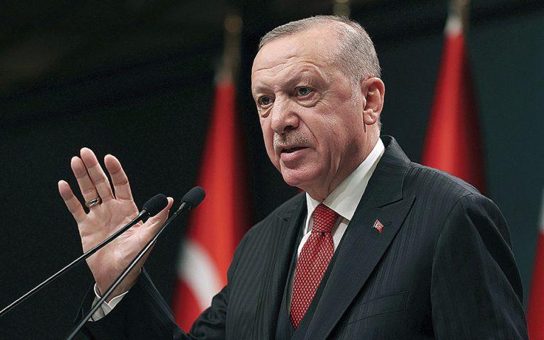 Yπέρμαχος της διπλωματίας δηλώνει τώρα η Άγκυρα