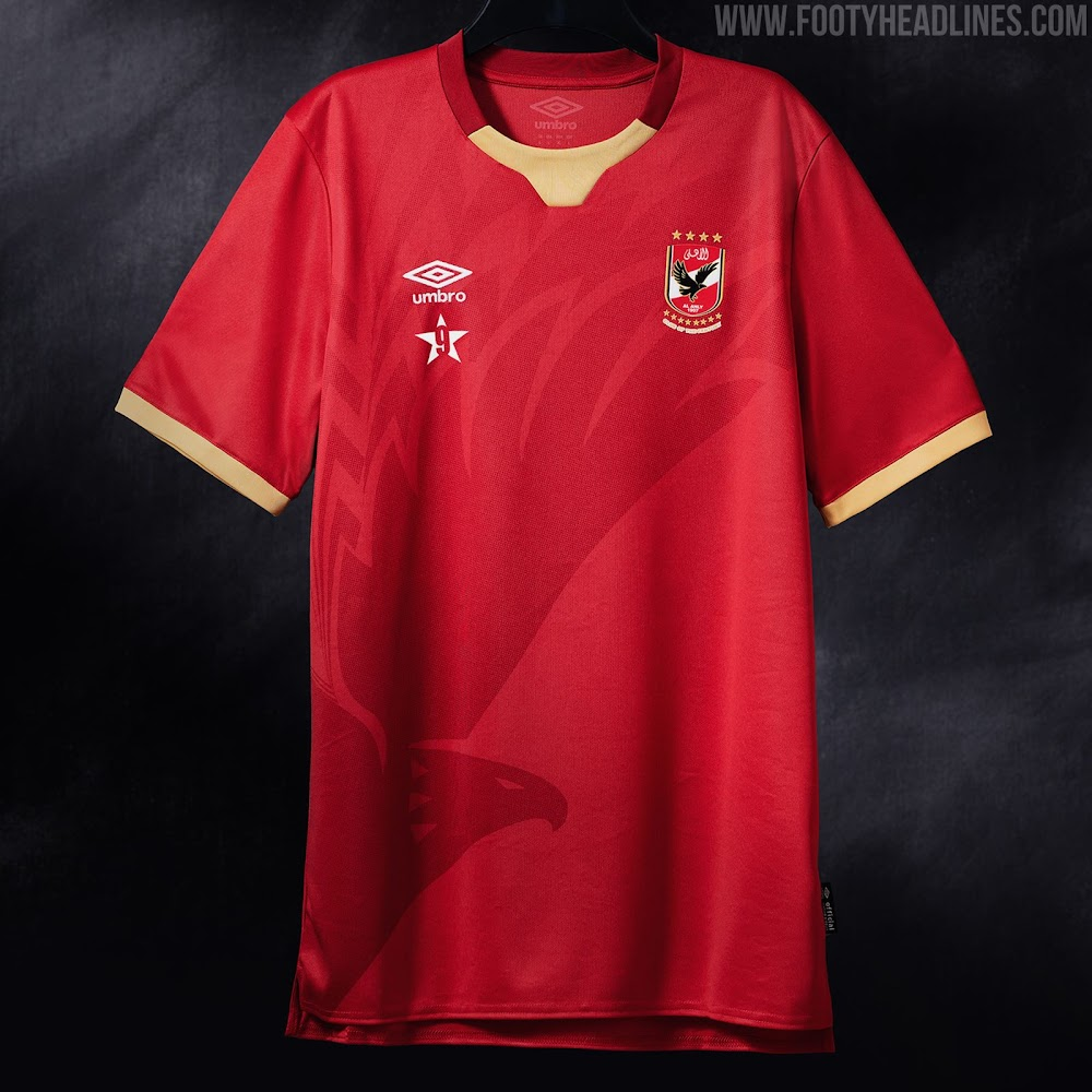 Al Ahly 20 21 Home Away Third Kits Revealed 2020 Club World Cup Footy Headlines