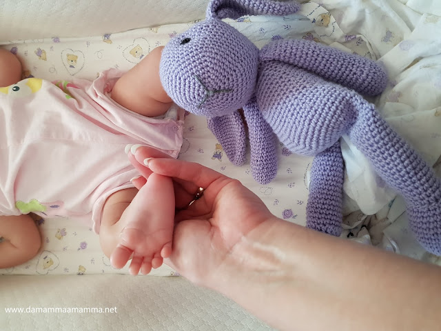 Il mio secondo parto: il cesareo programmato.