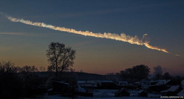 Meteoro de Chelyabinsk