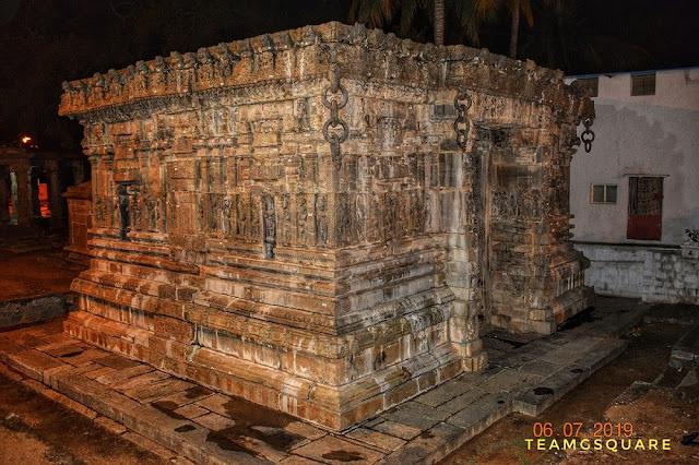 Sri Gaurishwara Temple, Yelandur