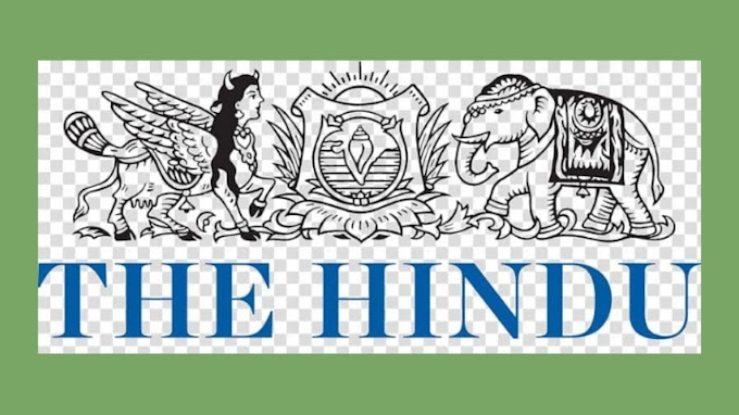 Download the Hindu (ad free) daily newspaper