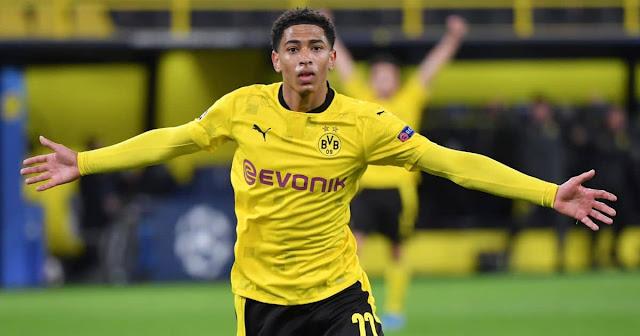 Man Utd end Jadon Sancho interest as Solskjaer targets Dortmund midfield sensation instead