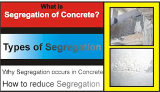 Segregation of Concrete | Causes & Prevention of Segregation