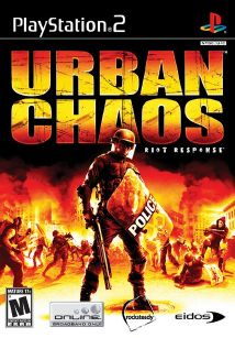 Urban Chaos Riot Response PS2 Torrent