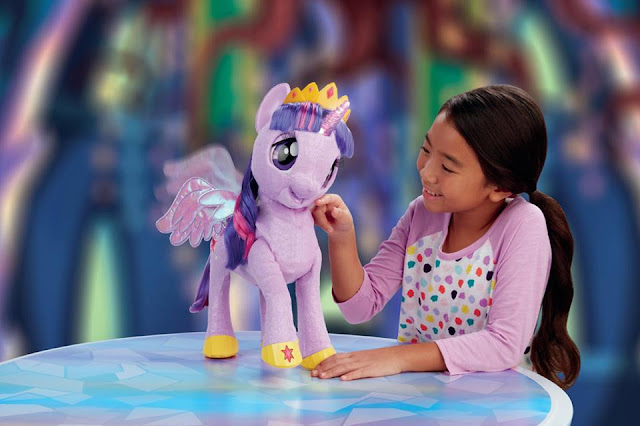 Giant Princess Twilight Sparkle Toy Fair 2017 Merchandise