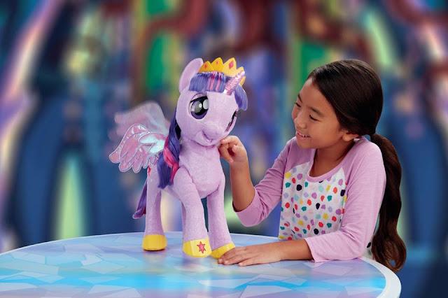 Giant Princess Twilight Sparkle Toy Fair 2017 Merchandise