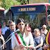 Raggi ricomincia il giro periferie Roma per consegna nuovi bus