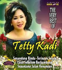 Tetty Kadi - Teratai Putih ( Karaoke )