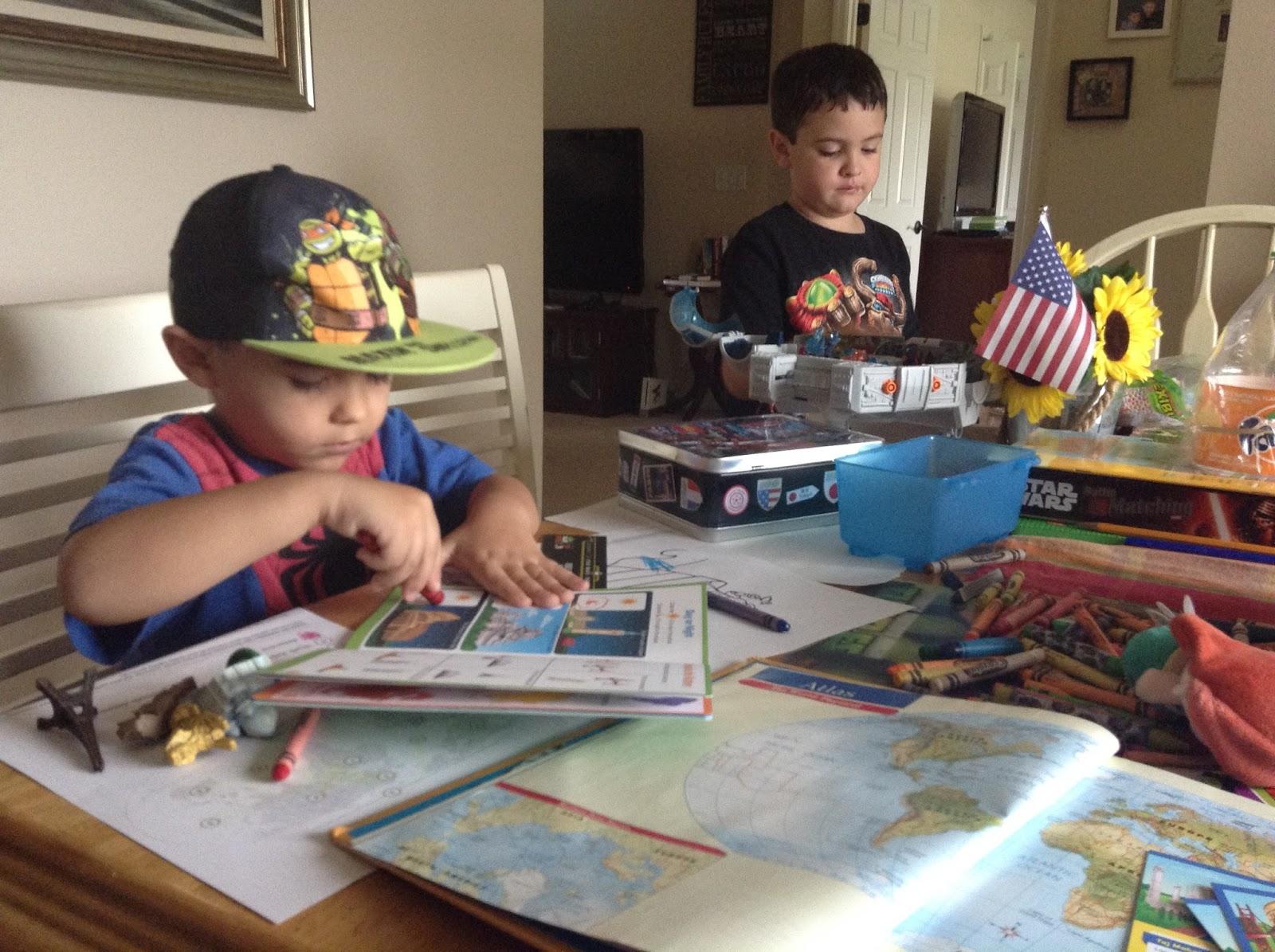 Raising Samuels Life Week 18 Intro To World History