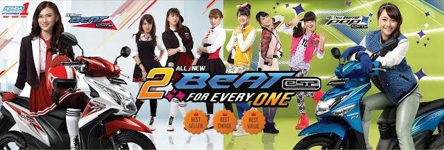 Honda Beat Esp Sporty Pop