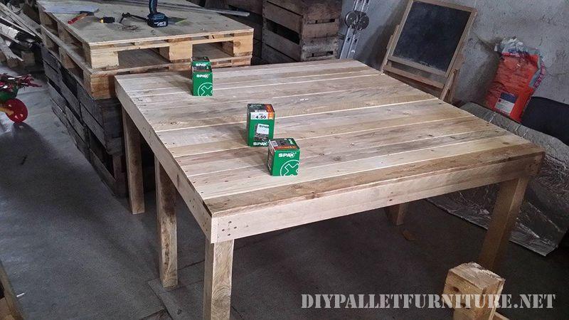 si os han gustado estas mesas hechas con palets por favor comparte esta publicacin desde muebles de palets os estaremos muy agradecidos - Mesas Con Palets