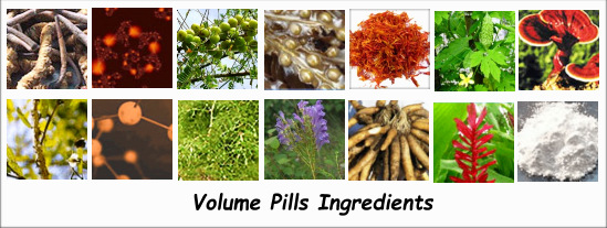Volume Pills Ingredients