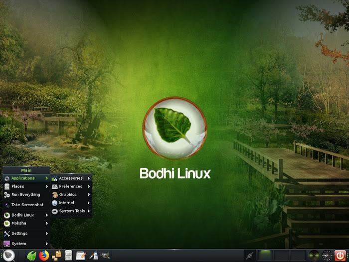 Bodhi Linux