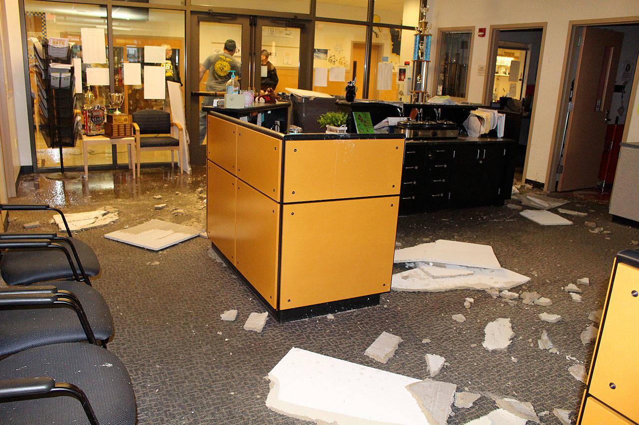 Các hư hỏng có thể gặp phải khi thuê văn phòng