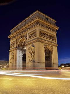 Arco del triunfo, que ver en paris en 4 dias